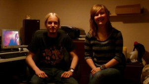 Matt and Hannah began as volunteers for Converge.