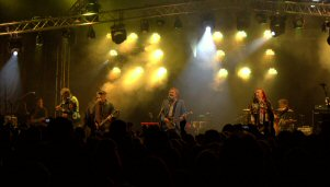 The Levellers (photo courtesy of Andrew Wise)