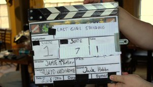 Arts York went to the filming of Last Girl Standing.
