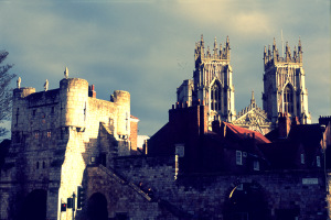 UNESCO designated York as a City of Media Arts.