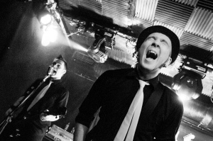 Brainwaves is Eureka Machines' fourth album.