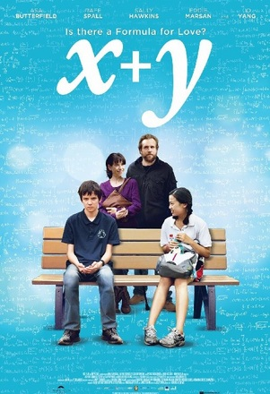 Asa Butterfield plays Nathan Ellis in X+Y, based on a real maths genius from York.