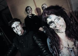 stickybackplastics take blues-rock and add hints of grunge, goth and electronica.