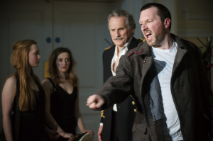 York Shakespeare Project brought Timon of Athens to De Grey Ballroom.