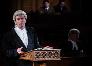Witness For The Prosecution came to York Guildhall before heading to Leeds Civic Hall.