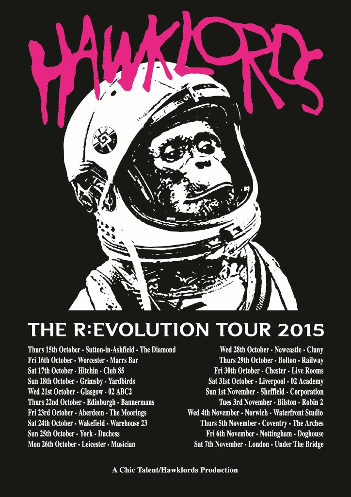 Hawklords tour
