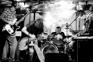 The Holy Orders are known for their energetic live shows.