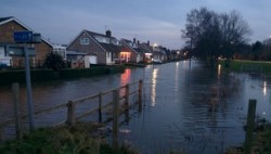 Rawcliffe flood