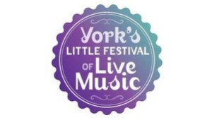 York's Little Festival of Live Music takes place in late September.
