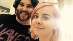 Wes Hall and Ellen Stubbings are the entrepreneurs behind Random Encounter.