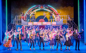 York Light Opera in 'We Go Together', Photo by Anthony Robling