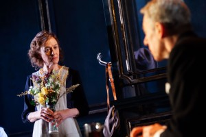 Niamh Cusack and Stephen Boxer in The Remains of the Day, Photo by Iona Firouzabadi
