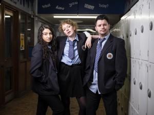 Mahsa Hammat Bahary, Sarah Boulter & Louis Roberts in Teechers
