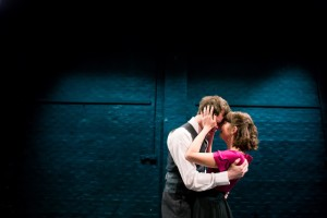 David Phillipps and Amanda Dales in The Duchess of Malfi, Photography by Sam Taylor
